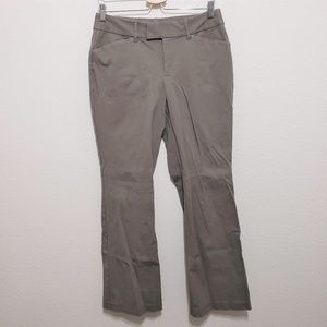 Eddie Bauer Pants Blakely Dark Khaki Size 6 Short